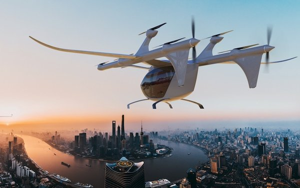 AutoFlight presents an autonomous passenger eVTOL aircraft - V1500M