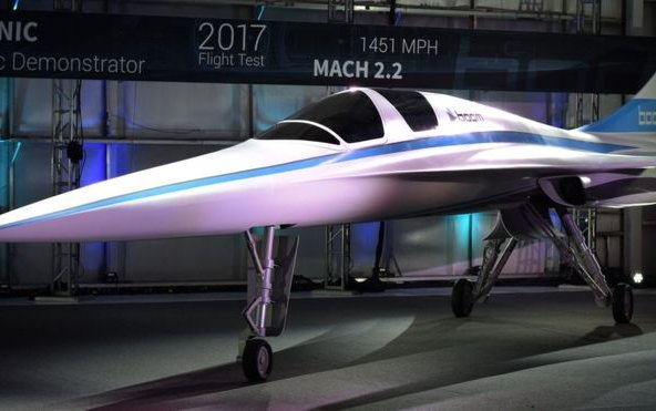 Aviation in 2017: Supersonic jets and premium economy