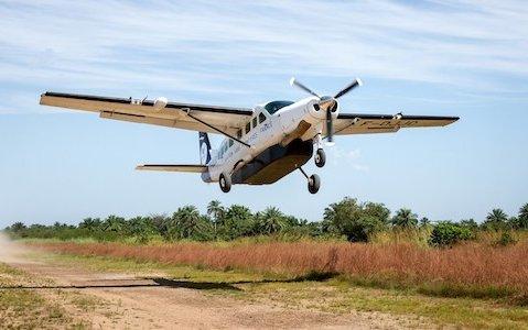 Aviation Sans Frontières serving health industry
