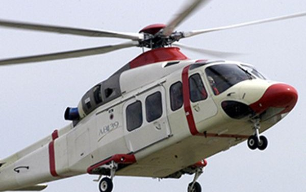 AW139 upgrade with Industry-First Navigation System powered by Synthetic Vision