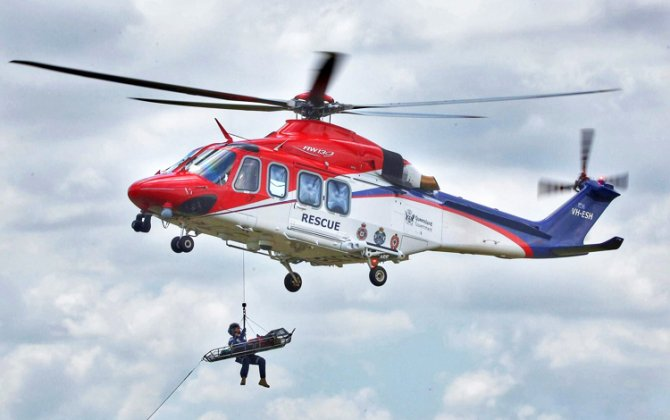 AW139s to support Queensland Government's helicopter fleet modernization programme