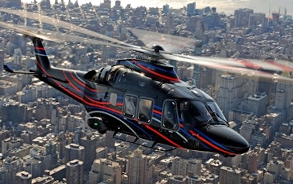 AW169 enters SWISS Vip transport market with first order