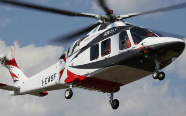 AW169 helicopter success in UK EMS market continues with selection by the Cornwall Air Ambulance Trust