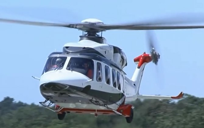 AW189 helicopter fleet surpasses 10,000 flight hours