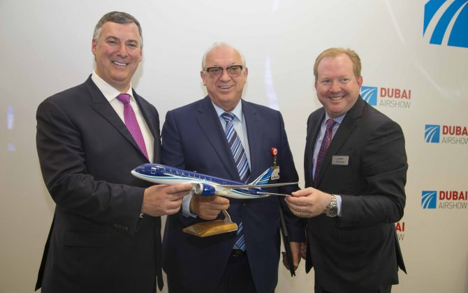 AZAL and Boeing signed agreement on purchase of new modern aircrafts