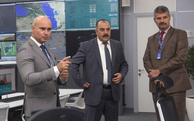 AZAL and HungaroControl will cooperate in air traffic management