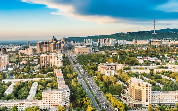 AZAL launches regular flights to Almaty