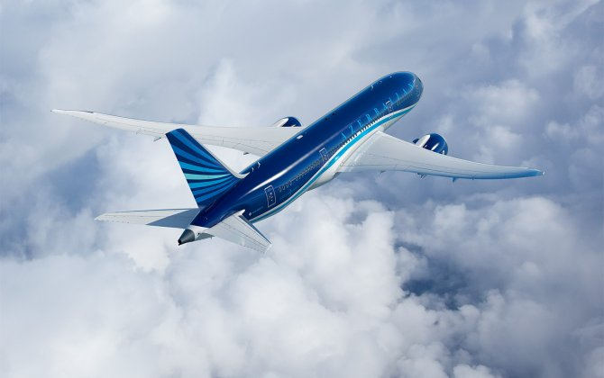 Azerbaijan Airlines announced its intention to purchase four B787-Dreamliner aircrafts