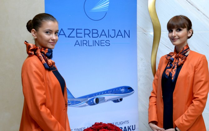 Azerbaijan Airlines announces recruitment of female flight attendants