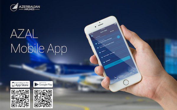 Azerbaijan Airlines introduces mobile application for iPhone and Android devices