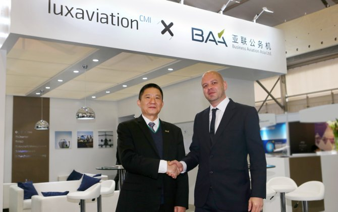 BAA and Luxaviation announce new strategic alliance