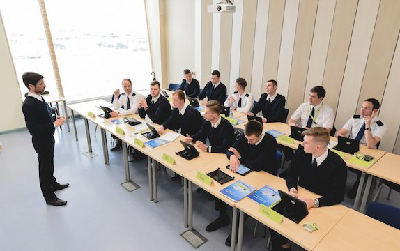 Back to school - airBaltic Pilot Academy's Fifth Group of Students Begin Studies