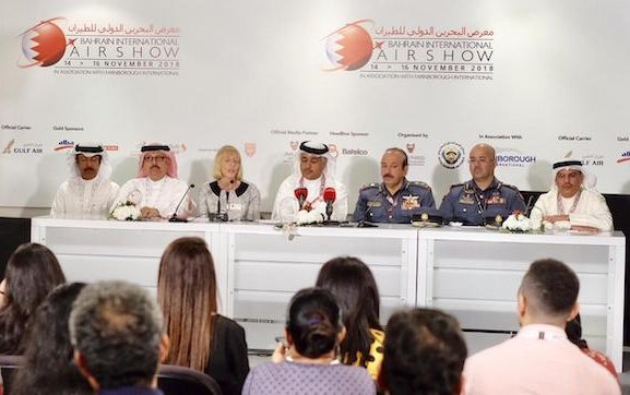 Bahrain International Airshow closed on over US$5bn worth of deals