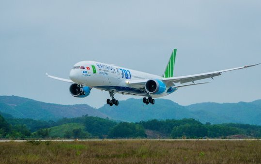Bamboo Airways selects AFI KLM E&M for components support as 21st 787 Operators Community customer
