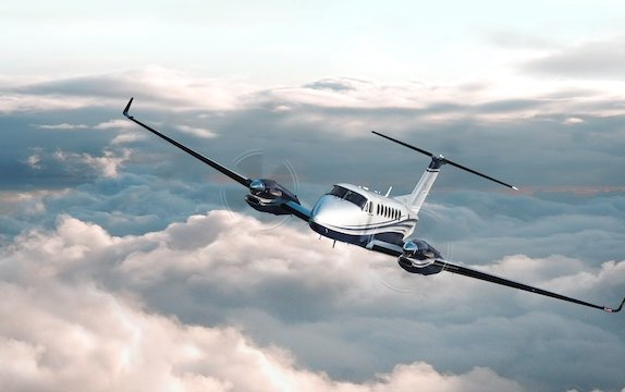 Beechcraft King Air 360/360ER achieved Type Certification by the FAA