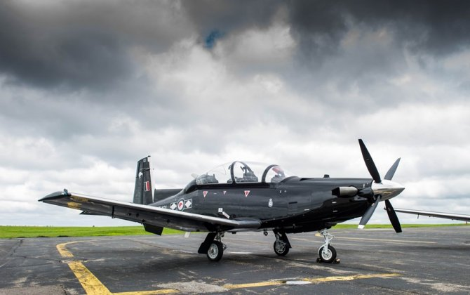 Beechcraft T-6C military trainer boosts international availability with EASA certification