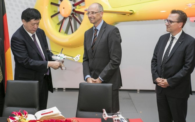 Beijing 999 signs agreement for the first H145 for medical rescue and SAR missions in China