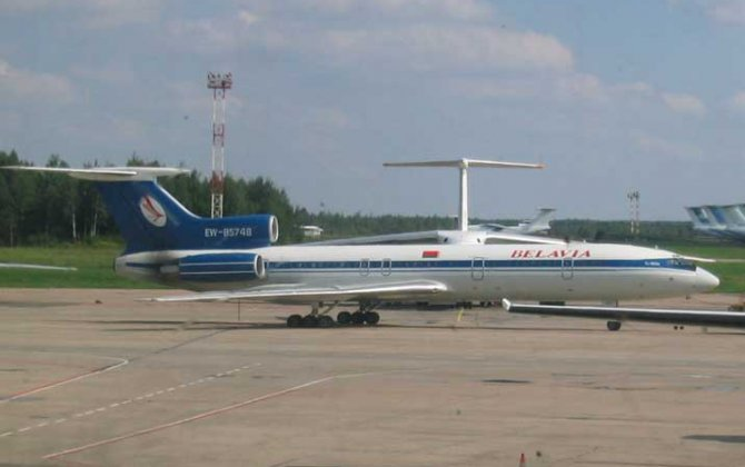 Belarus's Belavia ends scheduled Tu-154M operations