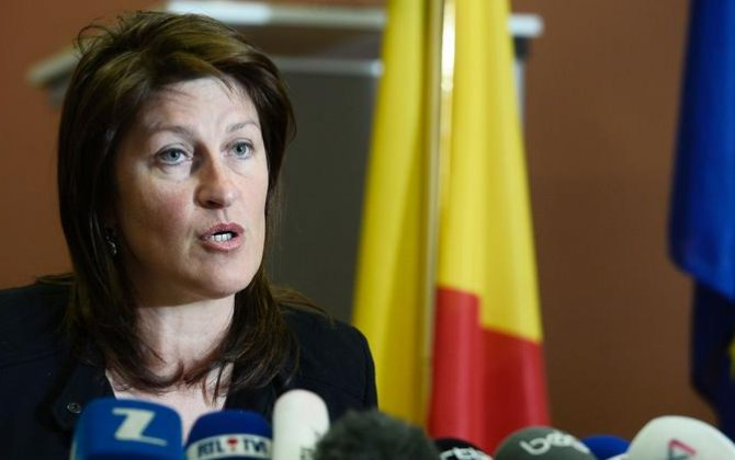 Belgian transportation minister resigns amid criticism about airport security