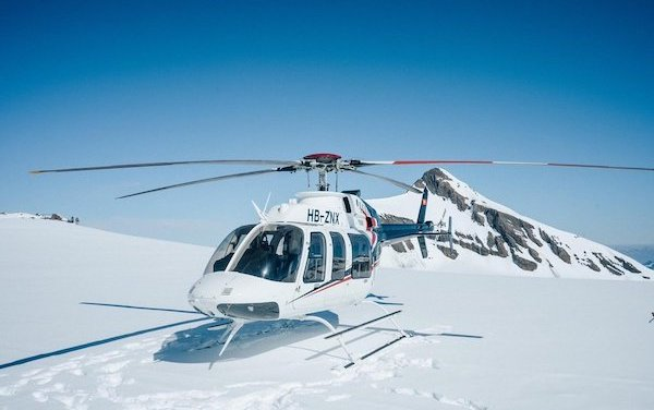Bell 407 GXis Offer Luxury and Efficiency in Switzerland