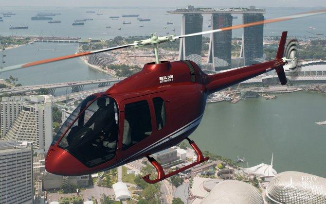 Bell 505 Jet Ranger X makes Japan debut