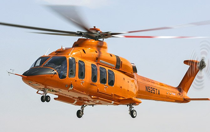 Bell 525 Relentless prototype crashes