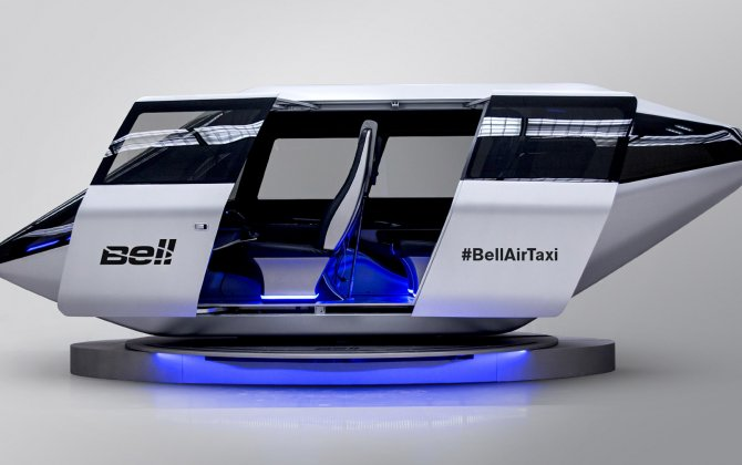 Bell and Garmin sign Teaming Agreement for on-demand Mobility Avionics Systems