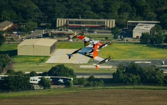 Bell APT 70 demonstrates safety and utility of unmanned aircraft
