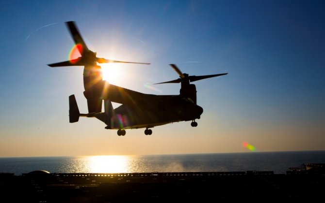 Bell-Boeing begins designing CMV-22B with $151 million contract