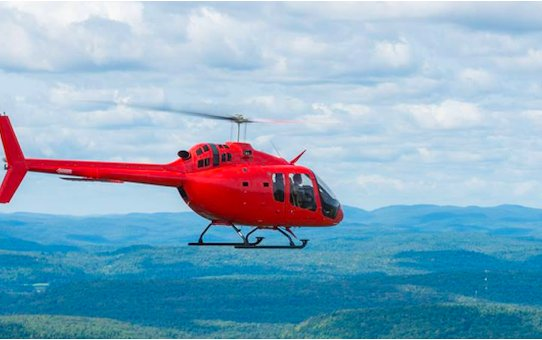 Bell Delivers 505 Jet Ranger X to Southern Utah University