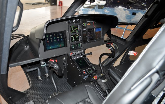 Bell Helicopter announces expanded certified service facilities in Europe