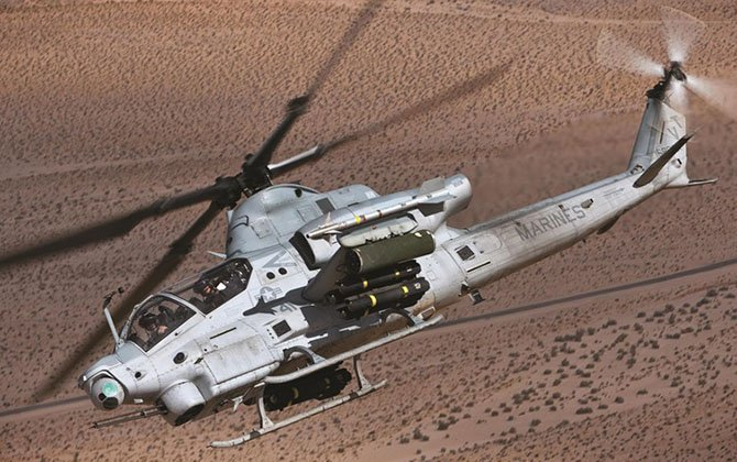 Bell Helicopter, BAE Systems position AH-1Z for potential Tiger replacement?