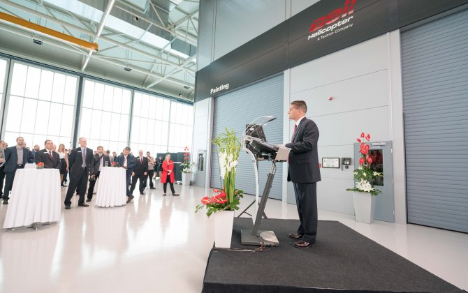 Bell Helicopter expands capabilities in Europe