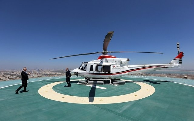 Bell Helicopter eyes Gulf deals