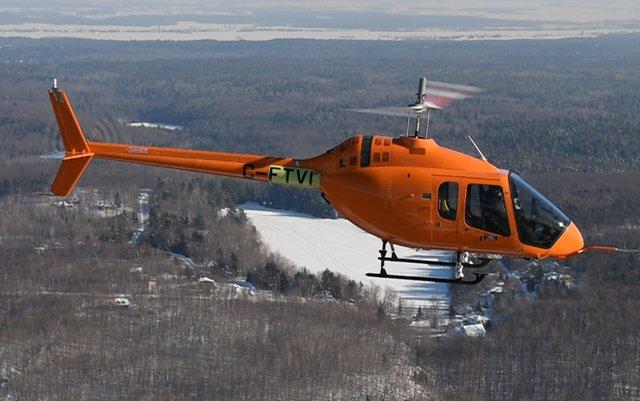 Bell speeds 525 prototype to 200kt