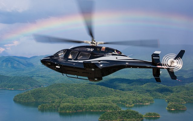 Bell to showcase vertical lift innovations at HAI Heli Expo 2018