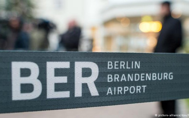 Berlin's delayed Brandenburg Airport will not open in 2017