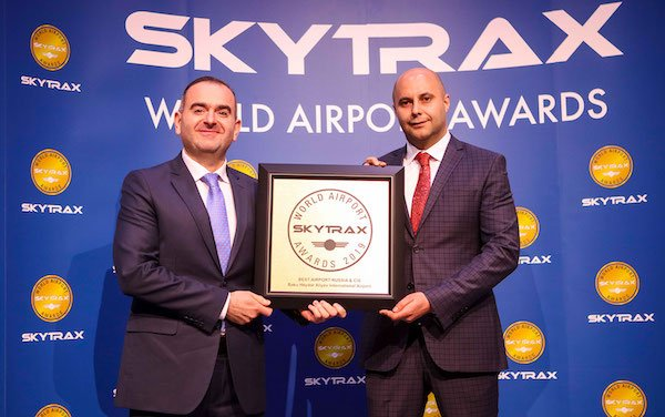 Best airport in the CIS once again is Heydar Aliyev International Airport