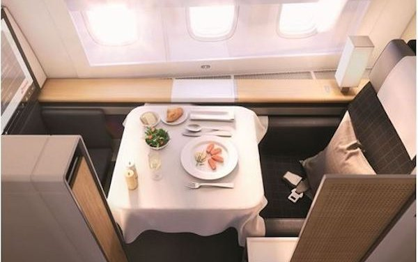 Best for Business Travellers in Europe & further distinction for its First Class product - SWISS