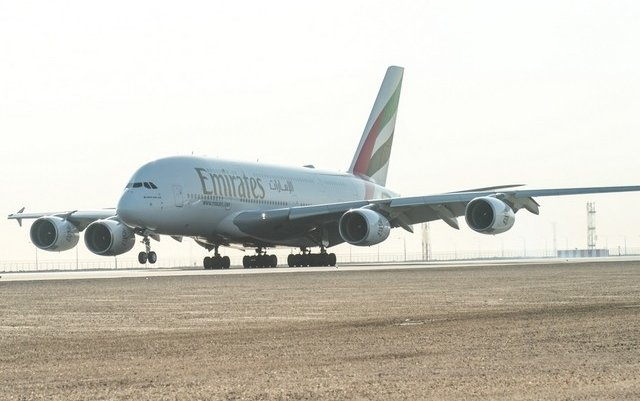 Biggest plane, shortest flight: Emirates launches A380 route from Dubai to Doha