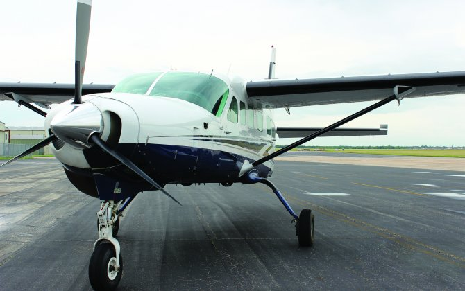 Blackhawk gains EASA approval of PT6A-140 for Cessna Caravan upgrade