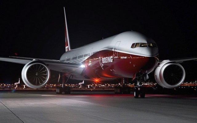 Boeing 777X set to become world's first flying iPad