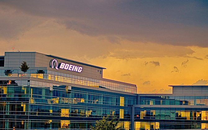 Boeing aims to hike revenue and profits, smooth out cyclical pattern