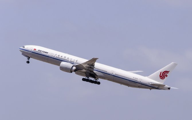 Boeing, Air China Finalize Order for Six 777-300ERs