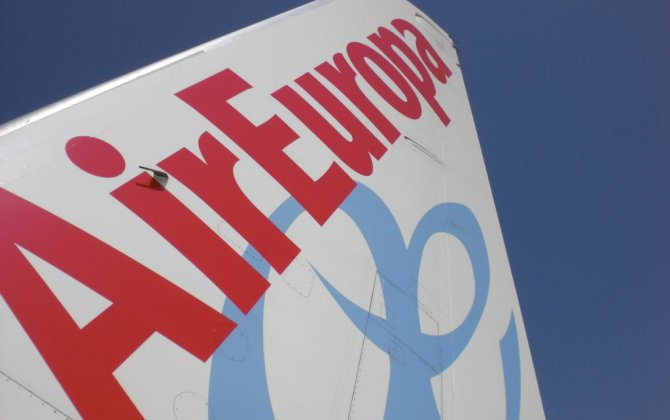 Boeing, Air Europa Celebrate Delivery of the Airline's First 787 Dreamliner