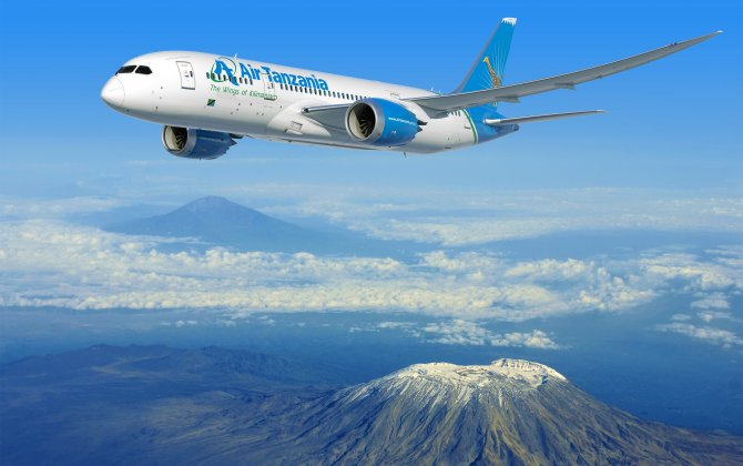 Boeing, Air Tanzania Confirm Order for 787 Dreamliner