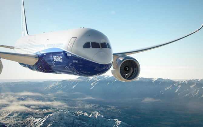 Boeing and Royal Air Maroc Announce Orders for Four 787 Dreamliners