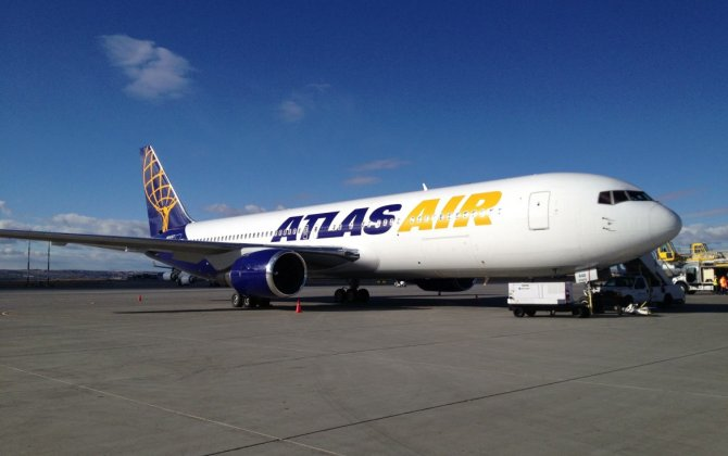 Boeing, Atlas Air Announce Agreement for 767 Passenger to Freighter Conversions