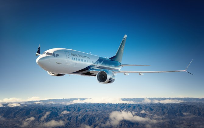 Boeing Business Jets Continues to Lead Ultra-Large Business Jet Market