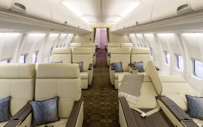 Boeing Business Jets Grows Presence in China